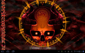 steampunk halloween background mystical skull live wallpaper android apps on google play
