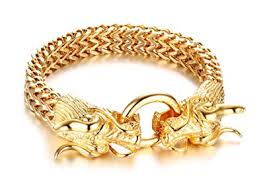 stainless steel gold plated bracelet images Mealguet jewelry fashion gold plated stainless steel jpg