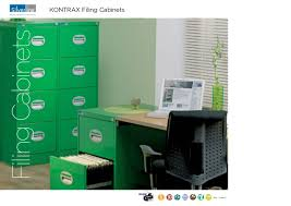 Silverline Filing Cabinet A New Generation In Storage Solutions Silverline Brochure 2010