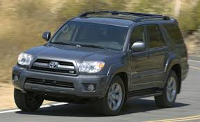 2008 toyota 4runner u2013 review car and driver blog