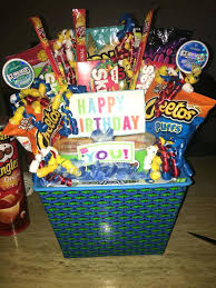 cool gift baskets cool gift baskets for men birthday gift for him i used decorative