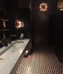 restaurant bathroom design the 5 coolest restaurant bathrooms in gather