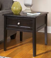 ashley furniture side tables buy ashley furniture t479 3 henning rectangular end table