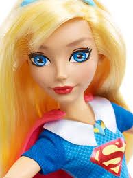 barbie halloween makeup dc super hero girls supergirl 12