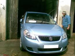 i bought a car that no one is buying maruti sx4 with factory fit