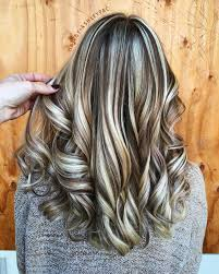 white hair with black lowlights trendy hair highlights blonde highlights for light brown hair