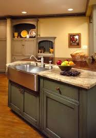 Colored Kitchen Cabinets Green Kitchen Green Kitchen Cabinets - Olive green kitchen cabinets