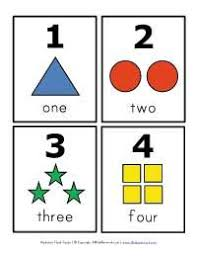 Flashcards Numbers 1 100 Free Printable Number Flashcards Also Can Use For Learning Shapes