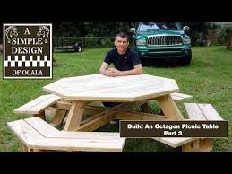 Octagon Picnic Table With Plans Step Iges Autodesk Inventor by Oltre 25 Fantastiche Idee Su Octagon Picnic Table Su Pinterest