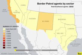 map us mexico border states 37 maps that explain how america is a nation of immigrants vox