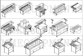 Kitchen Countertop Dimensions Mmequipments Bainmari Counter Manufacturer Bain Mari Counter Bain
