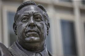 Black Flag Statue Puzzle Rizzo Statue To Go Kenney Administration Says Philly