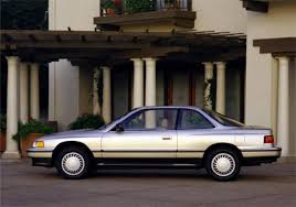 curbside classic 1988 acura legend coupe u2013 precision crafted