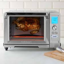 Toaster Ovens With Toaster Slots Cuisinart Rotisserie Convection Toaster Oven Williams Sonoma