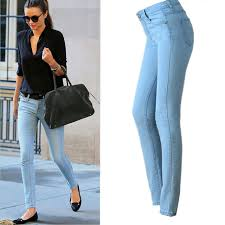 alibaba jeans com buy 2015 europe style mid elastic fashion women wash jeans