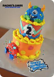 Monster Halloween Ottawa by Little Monster Birthday Cake My Own Cakes Pinterest Monster
