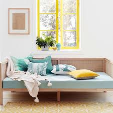 bright yellow and celadon are having a home decor moment martha