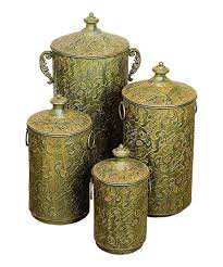mesmerizing tuscan style canister sets 32 in elegant design with
