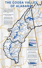 United States Map With Lakes And Rivers by The Coosa River U2013 Coosa Riverkeeper