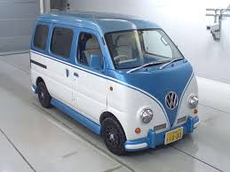 suzuki every van japan auto imports stock list