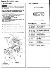 honda accord 2004 stereo wiring diagram wiring diagram weick