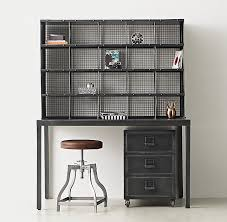 Office Desk With Hutch Storage Iron Postal Desk Hutch Set With Storage Drawers Office Project