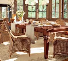 pottery barn dining room tables pottery barn montego dining room table copycatchic