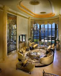 living room in mansion coral gables mansion mediterranean living room miami by