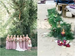 boho inspired maryland wedding and art gallery reception