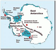 map of antarctic stations 17 november 2016 so what of science is happening there