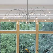 Tech Lighting Echo Pendant Staccato Chandelier Tech Lighting Metropolitandecor