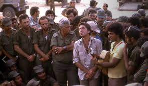 yom kippur at home when leonard cohen performed for israeli troops during the yom