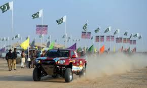 punjab jeep women can also participate in the cholistan jeep rally 2016