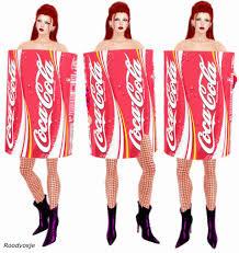 Coca Cola Halloween Costume Dutch Asta Baah Halloween