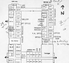 Centennial Hall Floor Plan Un L Centennial College 1969 1978 University Of Nebraska