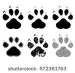 wolf paw free vector 302 free downloads