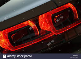 Audi R8 Gt Spyder - detail of audi r8 gt spyder rear lights stock photo royalty free