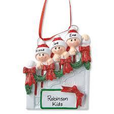 personalized christmas ornaments lillian vernon