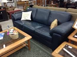 Navy Blue Leather Sofa Natuzzi Leather Sofa Leather Sofas Blue Leather Sofa And Living