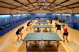 ping pong table playing area ping pong table rental the swing the swing