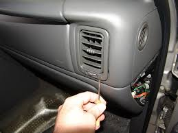 chevrolet silverado gmt800 1999 2006 how to replace heater core