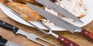 What Is The Best Brand Of Kitchen Knives The Best Carving Knife And Fork Wirecutter Reviews A New York