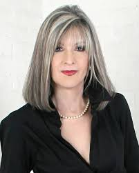 hairstyles with grey streaks image result for transition to grey hair with highlights hair