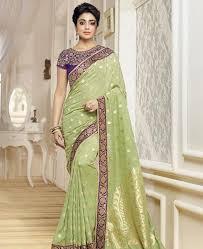 buy delightful pista green silk saree aprl6080 at 99 38
