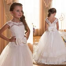 dress for communion 2018 flower dresses communion dresses for weddings scoop