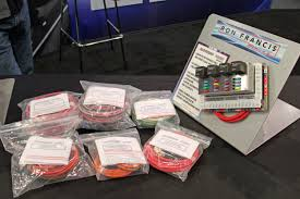 sema 2017 express race wiring system from ron francis wiring
