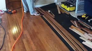 flooring average cost installing hardwoods solid on