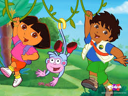 dora the explorer three things an can learn from dora the explorer