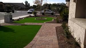 Landscape Patio Ideas Paver Patio Design Ideas Installation Arizona Living Landscape