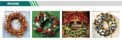 custom deco mesh magnolia wreath supplies wholesale buy deco